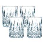 Whisky Gläser im Regal