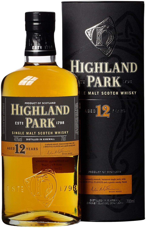 Rauchige Whisky Single Malt