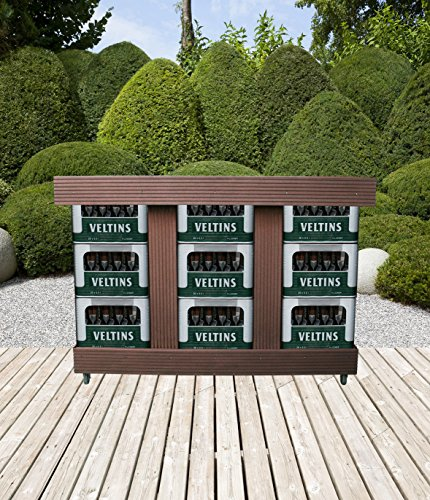 Beliebt Theke Outdoorbereich Außenbereich Bar Tresen Poolbar WPC-Theke AG01