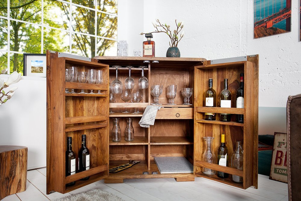 ᐅ Invicta Interior 35897 Barschrank Goa 100cmBar-Schrank.de
